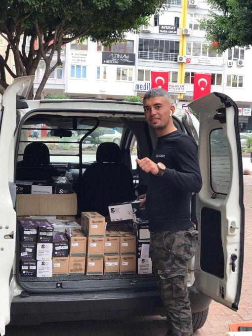 Antalya toner kartuş dolum merkezi yazıcı tamiri antalya